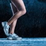 Runner — Stock Photo #21085449