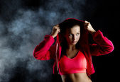Fitness fashion — Stock Photo