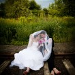 Bride and groom — Stock Photo #25387799