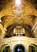 историческая церковь — Стоковое фото