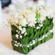 Wedding table decoration — Stock Photo #26719991