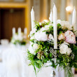 Wedding table decoration — Stock Photo #26721543