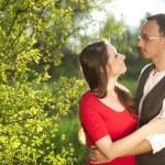 Happy couple — Stock Photo #28377233