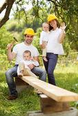 Builders — Stock Photo