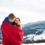 Winter love — Stock Photo #31761479