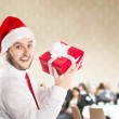 Christmas conference — Stock Photo #32926089