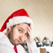 Christmas conference — Stock Photo #32926125