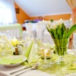 Event decoration — Stock Photo