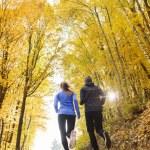 Running couple — Stock Photo #36313095