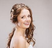 Beautiful Bride — Stok fotoğraf