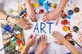 Art concept — Stockfoto
