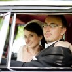 Bride and groom — Stock Photo #43125815