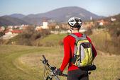 Mountain bike — Foto de Stock