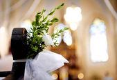 Church decoration — Stock Photo
