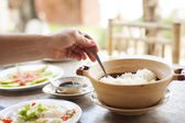 Vietnamese food — Stock Photo
