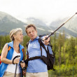Senior tourist couple — Stock Photo #48521529
