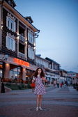 Girl from Irkutsk — Stock Photo