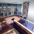 Interior 3d model — Stock Photo