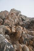 Mount Shaman winter Olkhon — Stock Photo