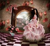 Queen of spring — Stock Photo