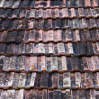 Old roof tiles — Stock Photo #25138139