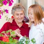 Elderly care — Stock Photo #32806493
