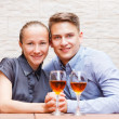 Happy couple — Stock Photo #35389729
