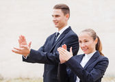 Business partners — Foto Stock