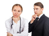 Medical malpractice — Stock Photo