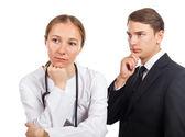 Medical malpractice — Stock Photo
