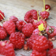Raspberries — Foto de stock #29503223