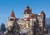 Bran Castle (Dracula's Castle) — Stock Photo