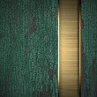 Old texture wood background with gold texture stripe layout — Stock Photo #37933491