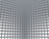 3d кубов фон — Стоковое фото