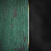 Old texture wood background with black texture stripe layout — Stock Photo