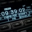 Stock Video: Timecode (rewind). Editor works with the television recorder. Betacam