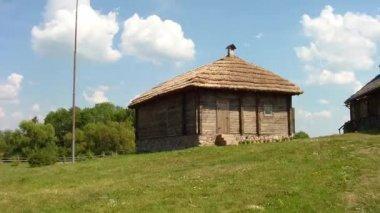 Kosava village, Belarus — Stock Video