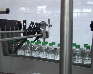 Carbonated drink — Stock Video