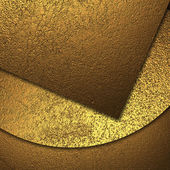 Piękne tło złoto. szablon projektu — Zdjęcie stockowe