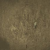 Gold metal texture, background to insert text — Stock Photo