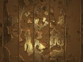 Textured gold background (texture of the wood) — Stock Photo
