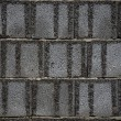 Wall texture from old grey bricks (Blocks) — Stock Photo #38431001