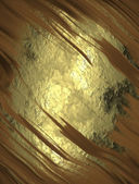 Gold metal texture background — Stock Photo