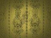 Vintage gold surface. Background or texture — Stok fotoğraf