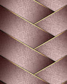 Brown wicker texture. Design template. Design for website — Stock Photo