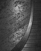 Grunge metalen textuur — Stockfoto
