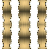 Template gold ribbons. Design template — Stockfoto