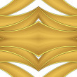 Abstract gold stripes. Design template — Stock Photo #42704449