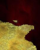 Golden Antique Vintage Texture Background — Stock Photo