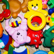 Various toys — Stock Photo